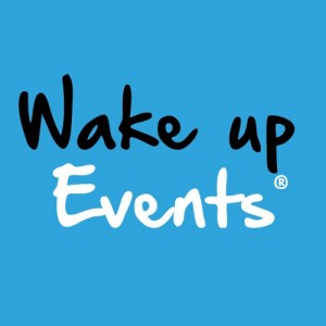 Wake Up Events logo